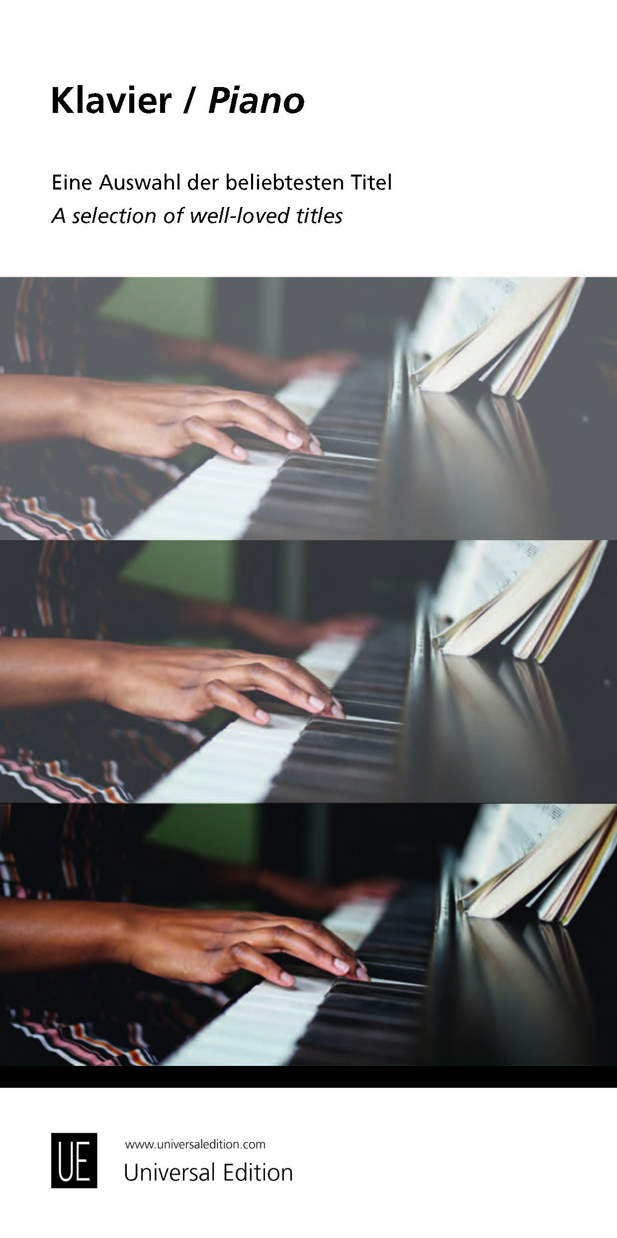 Cover-Klavier-Bestseller