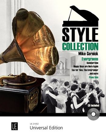 Mike Cornick's Style Collection – Evergreens