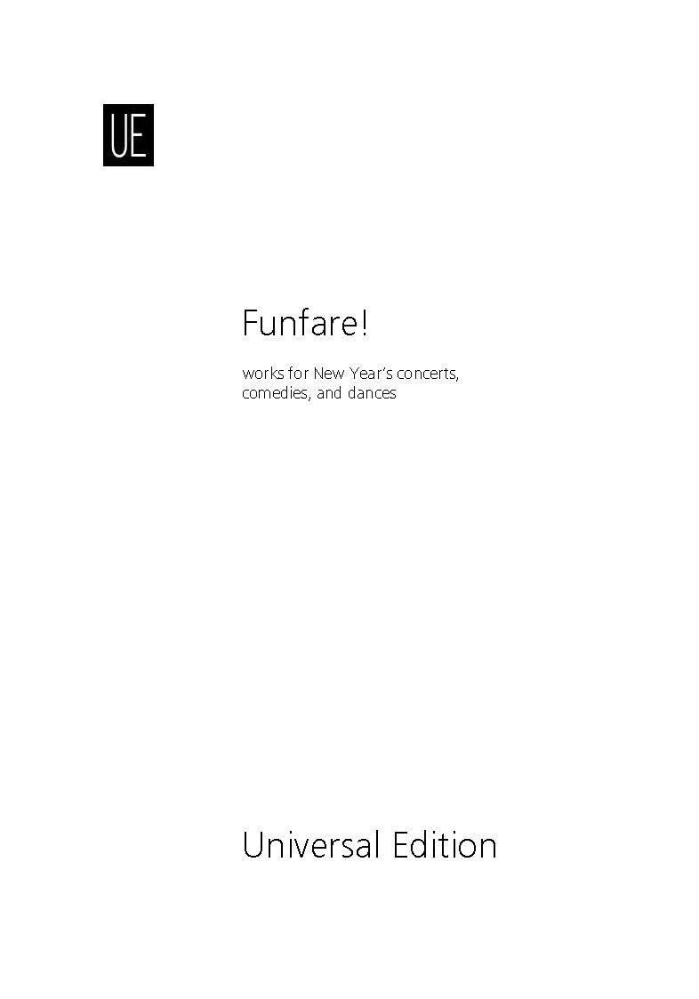 Cover-Funfare